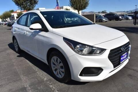 2019 Hyundai Accent for sale at DIAMOND VALLEY HONDA in Hemet CA