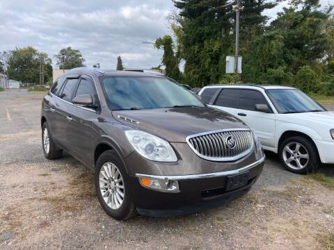 2009 Buick Enclave for sale at ENFIELD STREET AUTO SALES in Enfield CT