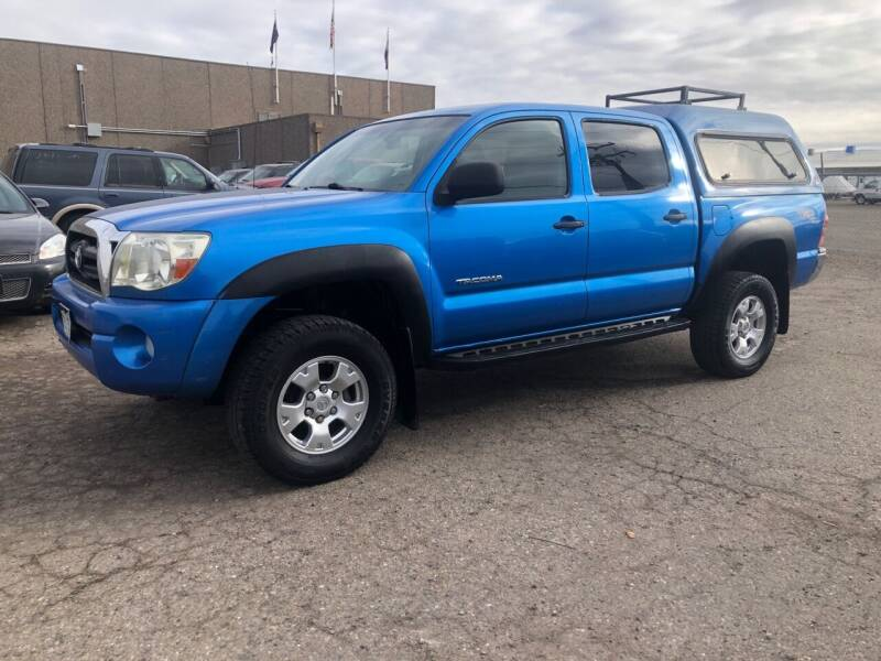 2006 Toyota Tacoma for sale at Mikes Auto Inc in Grand Junction CO