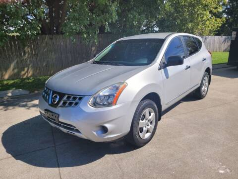 2012 Nissan Rogue for sale at Harold Cummings Auto Sales in Henderson KY