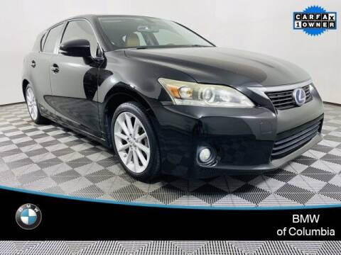 2011 Lexus CT 200h for sale at Preowned of Columbia in Columbia MO