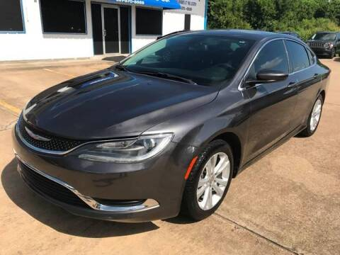 2017 Chrysler 200 for sale at Discount Auto Company in Houston TX