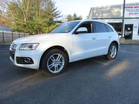 2016 Audi Q5 for sale at Kar Kraft in Gilford NH