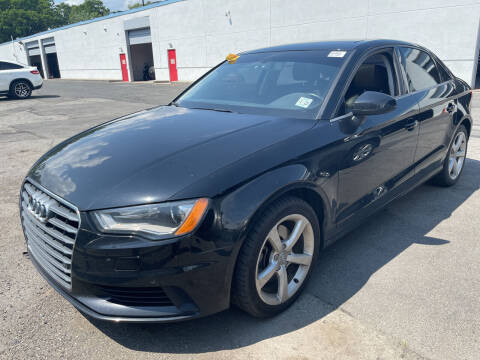 2016 Audi A3 for sale at JerseyMotorsInc.com in Teterboro NJ