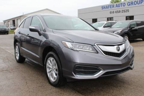 2018 Acura RDX for sale at SHAFER AUTO GROUP in Columbus OH