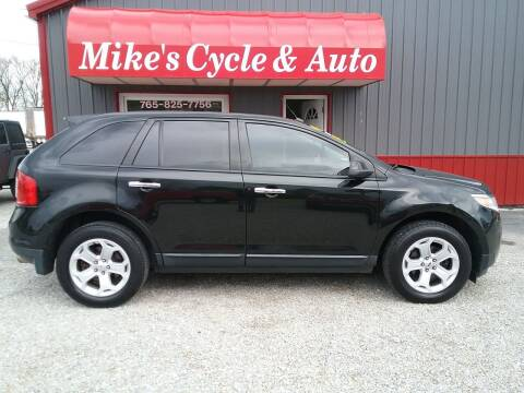 2011 Ford Edge for sale at MIKE'S CYCLE & AUTO in Connersville IN
