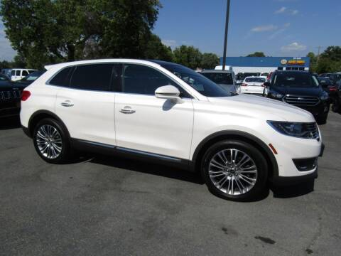 2018 Lincoln MKX for sale at 2010 Auto Sales in Troy NY