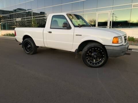 2003 Ford Ranger for sale at San Diego Auto Solutions in Escondido CA