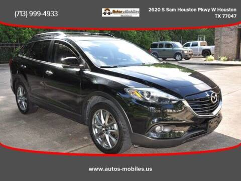2015 Mazda CX-9 for sale at AUTOS-MOBILES in Houston TX