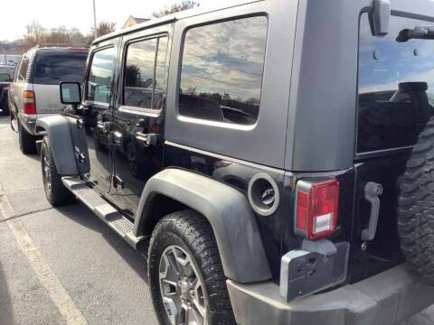 2010 Jeep Wrangler Unlimited for sale at GP Auto Connection Group in Haines City FL