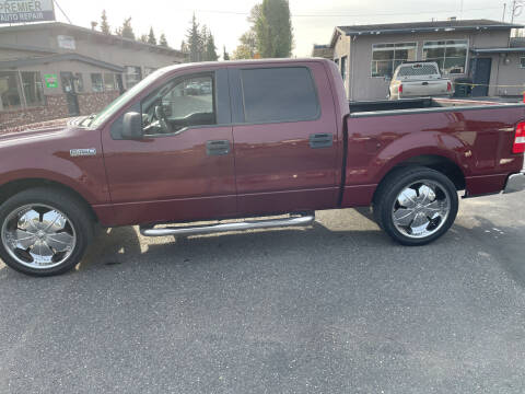 2005 Ford F-150 for sale at Westside Motors in Mount Vernon WA