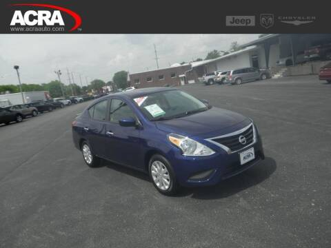 2019 Nissan Versa for sale at BuyRight Auto in Greensburg IN