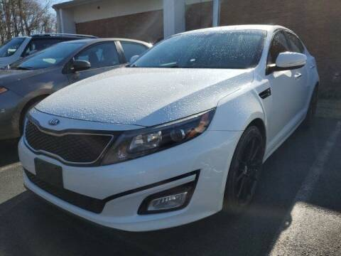 2015 Kia Optima for sale at Impex Auto Sales in Greensboro NC