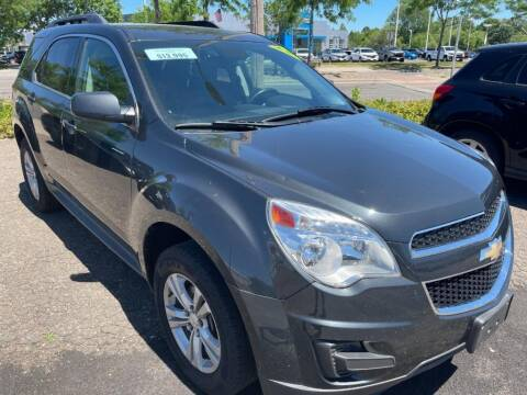 2014 Chevrolet Equinox for sale at CHRISTIAN AUTO SALES in Anoka MN