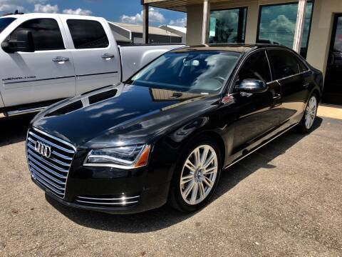 2013 Audi A8 L for sale at Torque Motorsports in Rolla MO