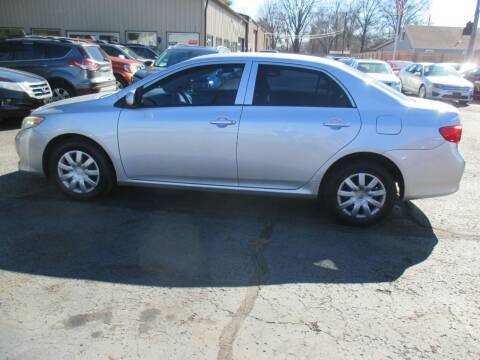 2009 Toyota Corolla for sale at Home Street Auto Sales in Mishawaka IN