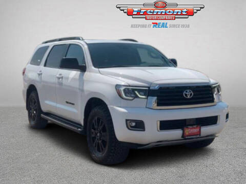2019 Toyota Sequoia for sale at Rocky Mountain Commercial Trucks in Casper WY