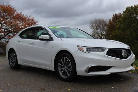 2019 Acura TLX for sale at Harrison Auto Sales in Irwin PA