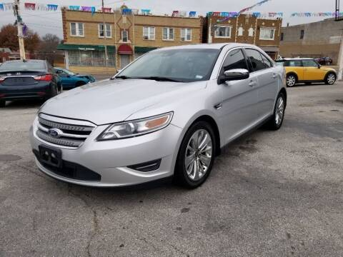 2011 Ford Taurus for sale at StarsNStripes Auto in Saint Louis MO
