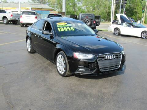 2013 Audi A4 for sale at Auto Land Inc in Crest Hill IL