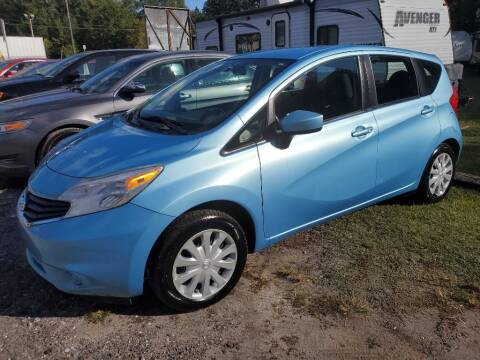 2015 Nissan Versa Note for sale at Right Price Auto Sales in Waldo FL