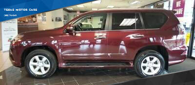2016 Lexus GX 460 for sale at TEXAS MOTOR CARS in Houston TX