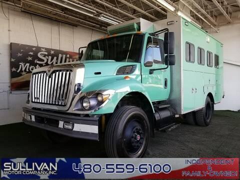 2010 International WorkStar 7400 for sale at SULLIVAN MOTOR COMPANY INC. in Mesa AZ
