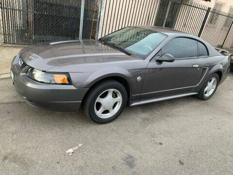 2004 Ford Mustang for sale at Olympic Motors in Los Angeles CA