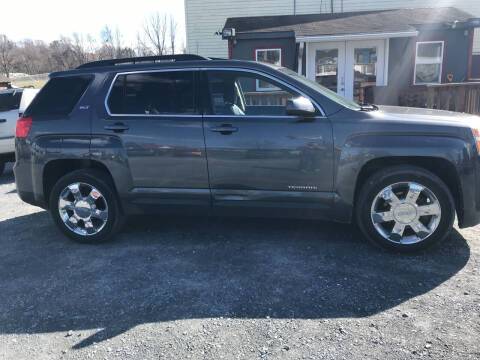 2011 GMC Terrain for sale at PENWAY AUTOMOTIVE in Chambersburg PA