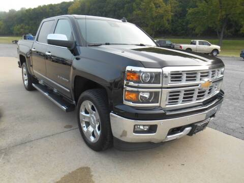 2015 Chevrolet Silverado 1500 for sale at Maczuk Automotive Group in Hermann MO