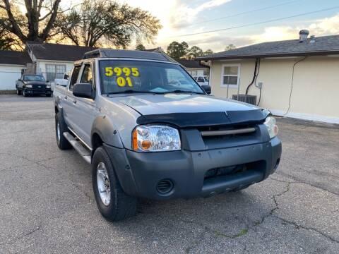 2001 Nissan Frontier for sale at Port City Auto Sales in Baton Rouge LA