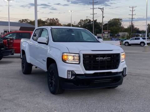 2022 GMC Canyon for sale at Betten Baker Preowned Center in Twin Lake MI