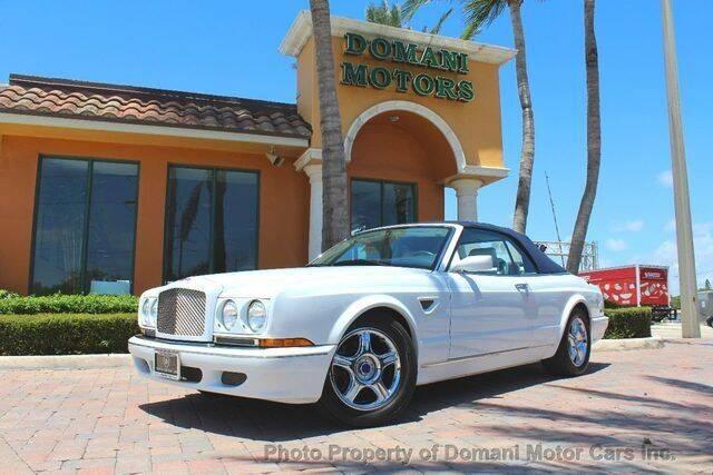 1999 Bentley Azure for sale in Deerfield Beach, FL