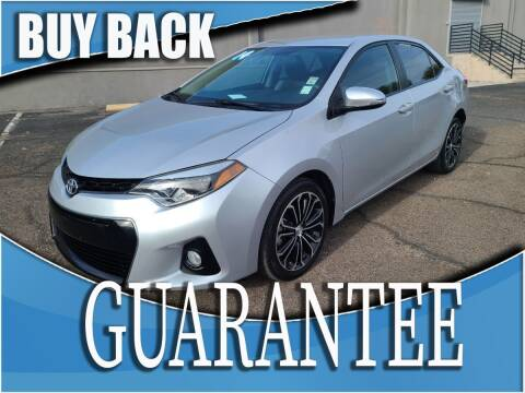 2014 Toyota Corolla for sale at Reliable Auto Sales in Las Vegas NV