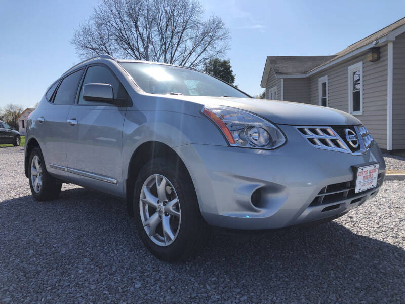 2011 Nissan Rogue for sale at Curtis Wright Motors in Maryville TN