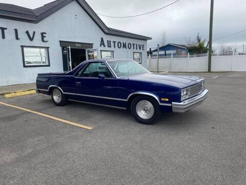 1984 Chevrolet El Camino for sale at Executive Automotive Service of Ocala in Ocala FL