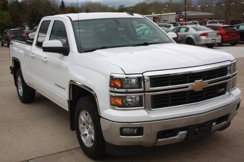 2015 Chevrolet Silverado 1500 for sale at Sandusky Auto Sales in Sandusky MI