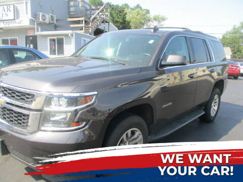 2016 Chevrolet Tahoe for sale at Gold Star Auto Sales in Johnston RI