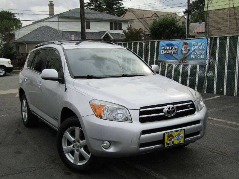 2006 Toyota RAV4 for sale at The Auto Network in Lodi NJ