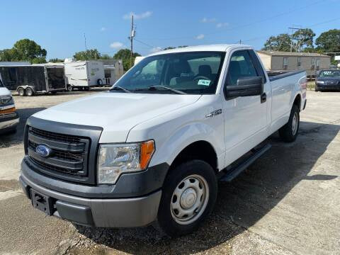 2013 Ford F-150 for sale at Double K Auto Sales in Baton Rouge LA