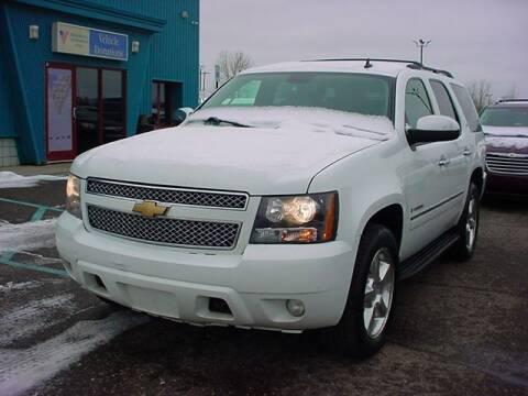 2009 Chevrolet Tahoe for sale at VOA Auto Sales in Pontiac MI