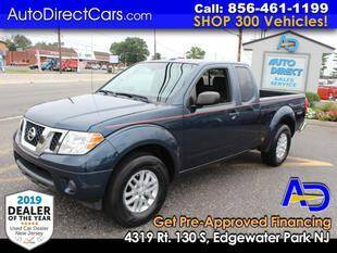 2017 Nissan Frontier for sale at Auto Direct Trucks.com in Edgewater Park NJ