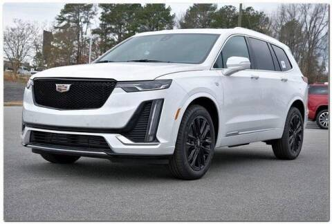 2021 Cadillac XT6 for sale at WHITE MOTORS INC in Roanoke Rapids NC