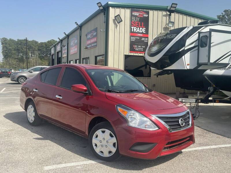 2018 Nissan Versa for sale at Premium Auto Group in Humble TX