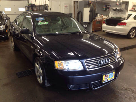 2003 Audi A6 for sale at MR Auto Sales Inc. in Eastlake OH