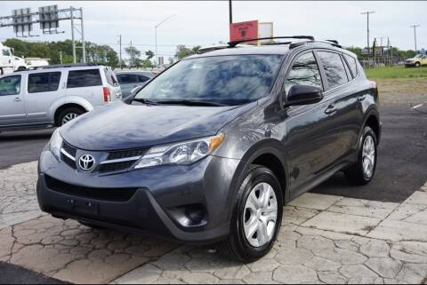 2015 Toyota RAV4 for sale at Bowie Motor Co in Bowie MD
