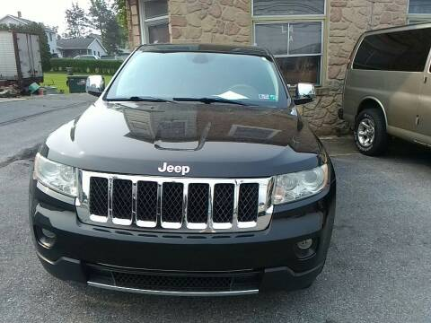 2011 Jeep Grand Cherokee for sale at Paul's Auto Inc in Bethlehem PA