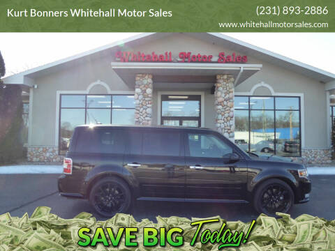 2016 Ford Flex for sale at Kurt Bonners Whitehall Motor Sales in Whitehall MI