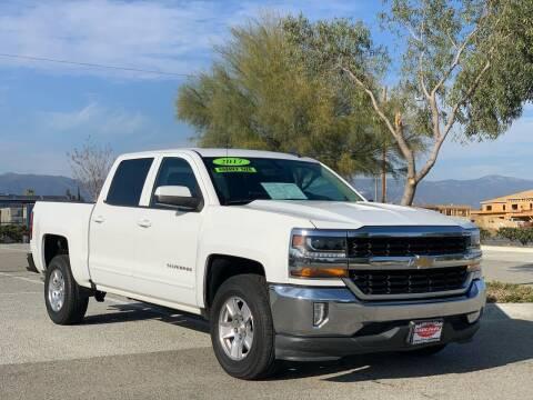 2017 Chevrolet Silverado 1500 for sale at Esquivel Auto Depot in Rialto CA
