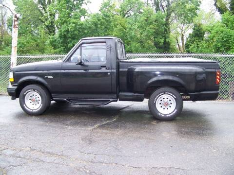 1992 Ford F-150 for sale at Collector Car Co in Zanesville OH